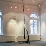 Impressionen der Ausstellung im Kunstpavillon am Ellernfeld.