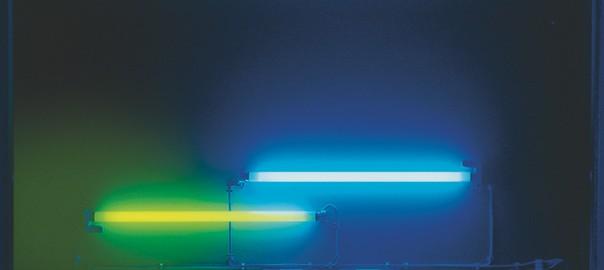Lichtobjekt Günter Dohr